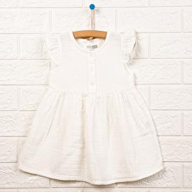 Basic Müslin Elbise