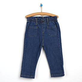 Basic Cepli Denim Pantolon