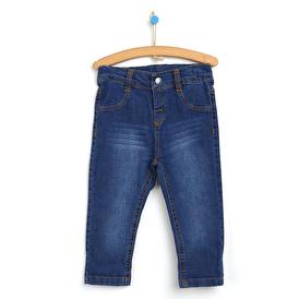 Basic Denim Pantolon