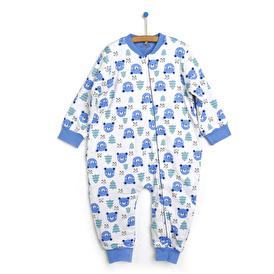 Basic Erkek Bebek Uyku Tulumu