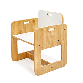 Kumru Montessori Aktivite Sandalyesi
