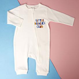 Basic Erkek Bebek Patiksiz Tulum