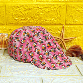Limon&Zeytin Yaz Kız Şapka