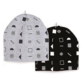 Geo Erkek Bebek 2li Şapka