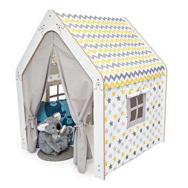 White Children's Playhouse