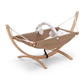 Safemom Wooden Hammock Coffee