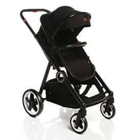Legend Pro Bebek Arabası - Siyah