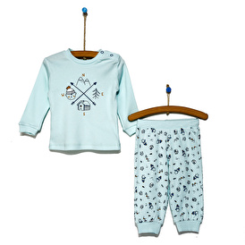Winter Boy Pijama Takımı