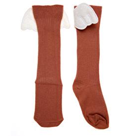 Kanatlı Tekli Soket Çorap
