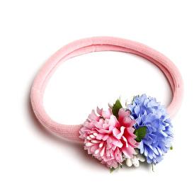 Çiçek Buketi Saç Bandı