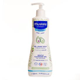 Gentle Cleansing Newborn Baby Shampoo 500 ML