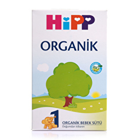 1 Organik Bebek Sütü 600 gr