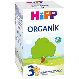 3 Organic Baby Follow-on Milk 800 g