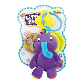 Plush Little Elephant