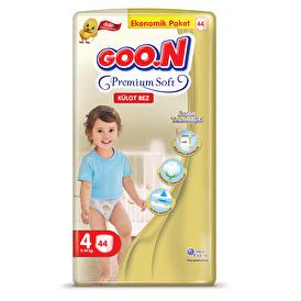 Premium Soft Baby Diaper Panty Size 4 Super Jumbo Pack 44 pcs 9-14 kg