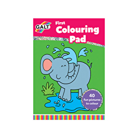 First Coloring Pad / First Coloring Book Age 3 +