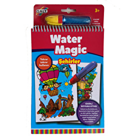 Water Magic Cities Age 3 +