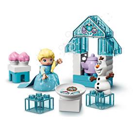 Disney Karlar Ülkesi Elsa ve Olaf'ın Çay Daveti Seti