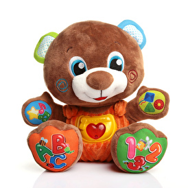 Baby Educational Plush Lele