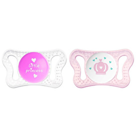 Physio Newborn Silicon Nipple-Single
