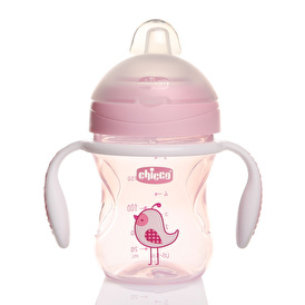 Soft Spout Transition Cup 4 M+ Girl