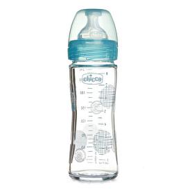 Natural Feeling Glass Baby Bottle 150 ml 0 M+