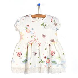 Yaz Kız Bebek Frond Elbise