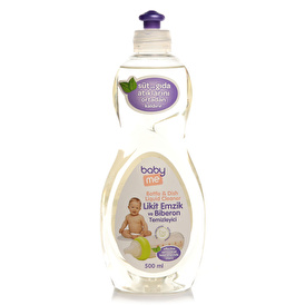 Liquid Cleaner for Pacifiers Baby Bottles 500 ml