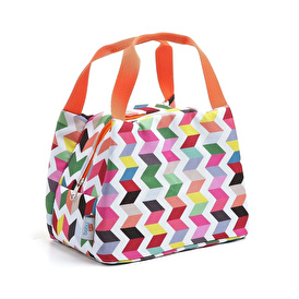 Insulated Milk Storage and Carrying Bag - Rainbow