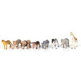 Baby Animal Kingdom Game Set 8 Pieces