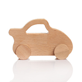 Wooden Cars Baby Puzzle