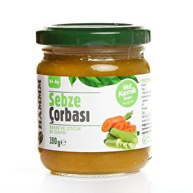 Kemik Sulu Karışık Sebze Çorbası 190 gr