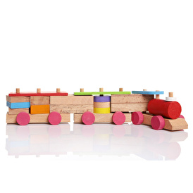 baby toys Wooden Baby Train