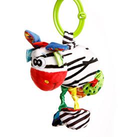 Titreyen Zebra Hışırtılı Çıngırak
