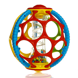 Fun Rattle Ball