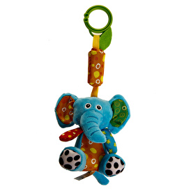 Fun Elephant Rattle