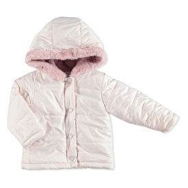 Kış Kız Bebek Mont