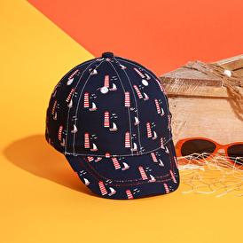 Erkek Bebek Şapka