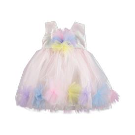 Yaz Pamuk Şeker Kız Bebek Elbise