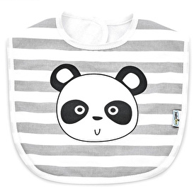 Baby Striped Cute Printed Bib