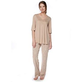 Modal 3 lü Pijama Takimi