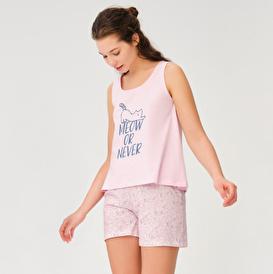 Şort Takım Pijama Takımı