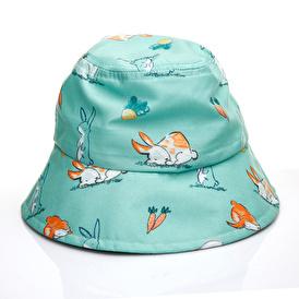 Minik Tavşan Kız Bebek Şapka