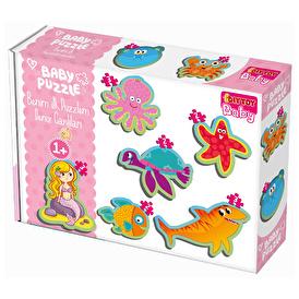 Baby Puzzle Deniz Canlıları