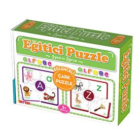 Çark Puzzle Alfabe