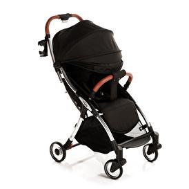 C-Go Otomatik Katlanan Bebek Arabası Siyah