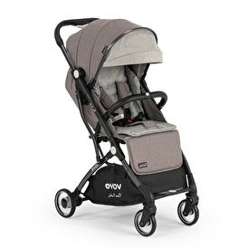 Vovo Bebek Arabası Gri