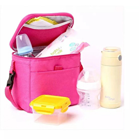 Insulated Food and Baby Bottle Bag