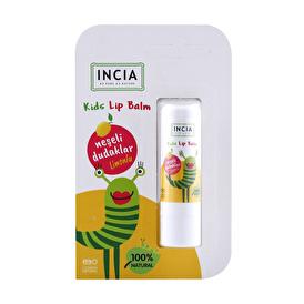 INCIA Kids Limonlu Doğal Dudak Besleyici 6g
