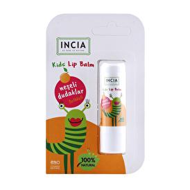 INCIA Kids Portakallı Doğal Dudak Besleyici 6g